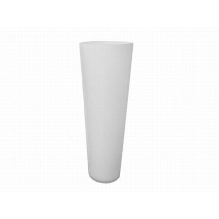 Vase opaque blanc - Vases