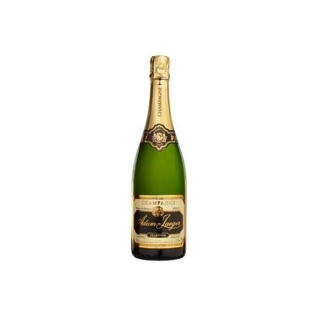 Champagne - Adam Jagaer - Blanc de blanc - Vins et Champagnes