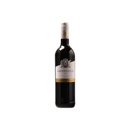 Wines - Groot geluk - Cabernet Sauvingon - wines and champagnes