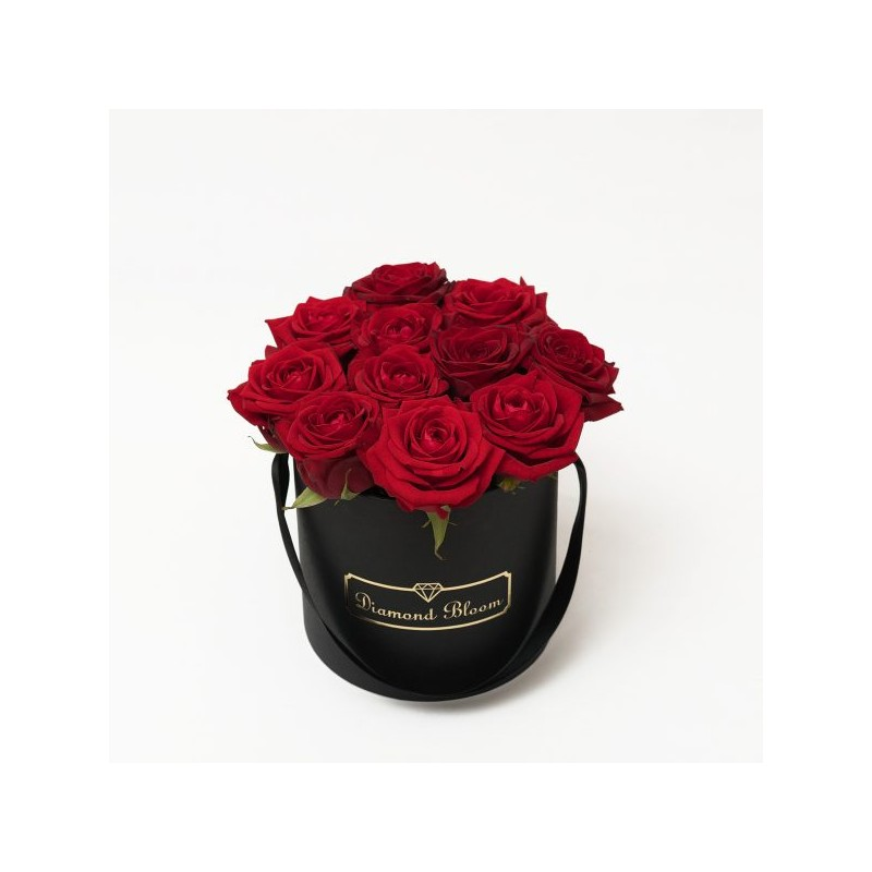 Coffret de roses - Original