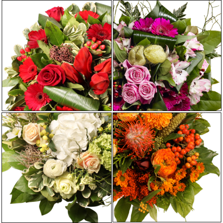 2 weekly flower subscription