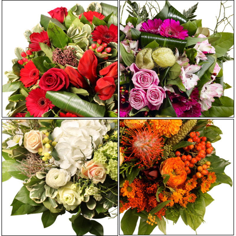 2 weekly flower subscription - flower subscription