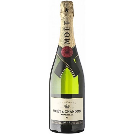 Champagne - Moët & Chandon Impérial Demi - 37.50cl - wines and champagnes