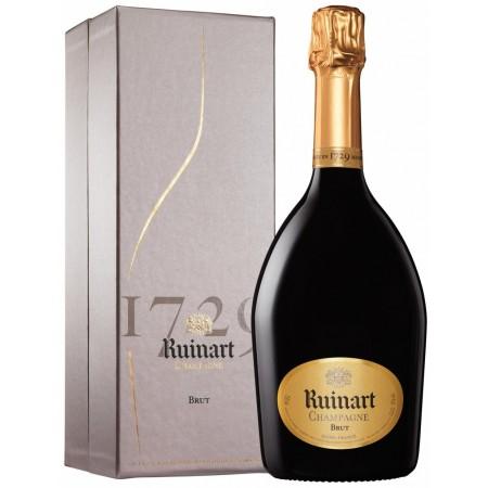 "Champagne - ""R"" de Ruinart Gift Box - 75cl - wijnen en champagnes"
