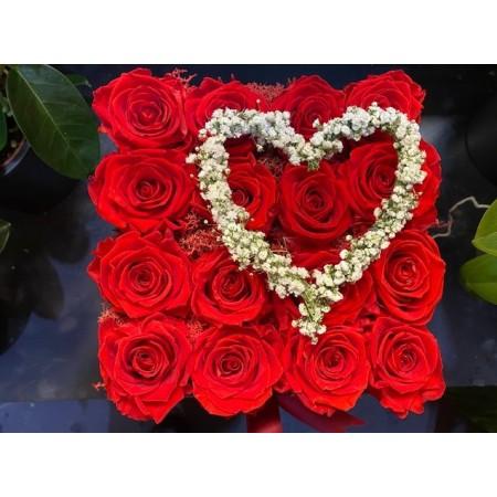 """Dites lui """"je t'aime"""" - eternal roses"""