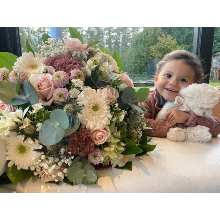 My first Teddy - Bouquets