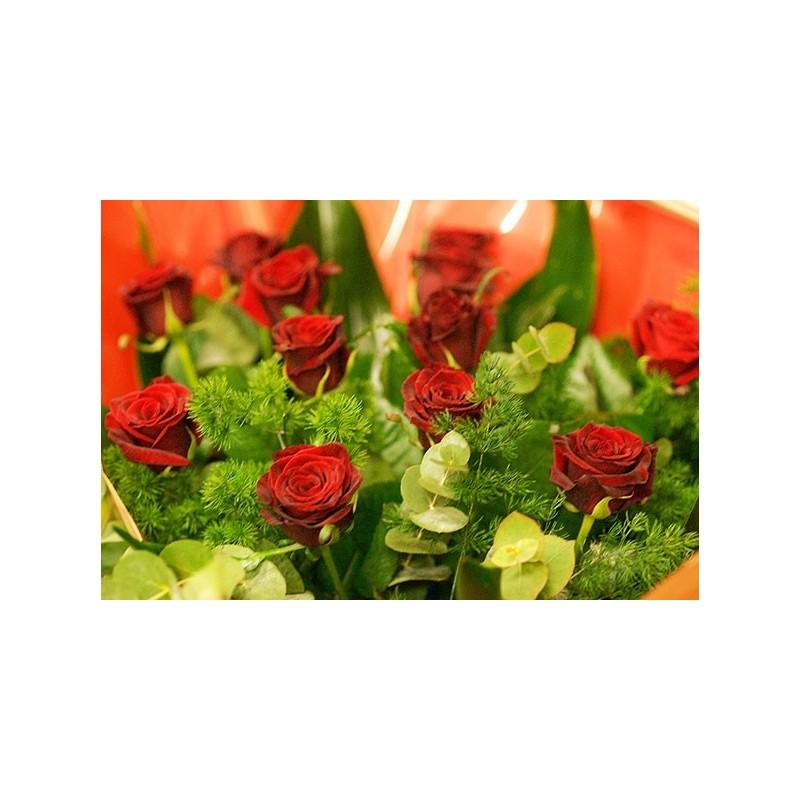Bouquet Passion - Déclaration d'amour