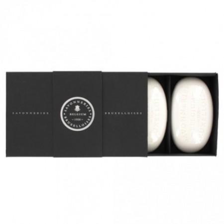 Exclusive Box Ginger & Lime (3x100 gr.) - Savons et parfums de fleurs