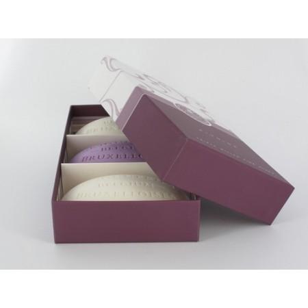 Prestige Box - Pivoine (3x150gr.) - Savons et parfums de fleurs