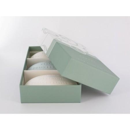 Prestige Box - Muguet (3x150gr.) - Savons et parfums de fleurs